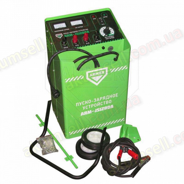 Пуско-зарядное устройство, ARMER 12-24V, 120A/1200A(старт)