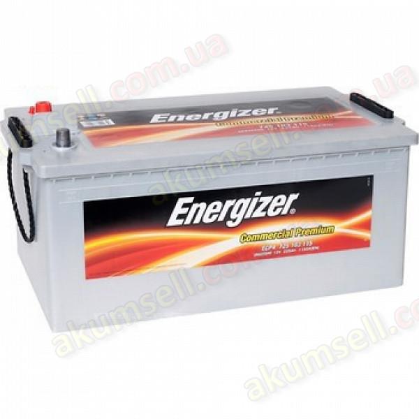 ENERGIZER COMMERCIAL Premium 225Ah L+ 1150A