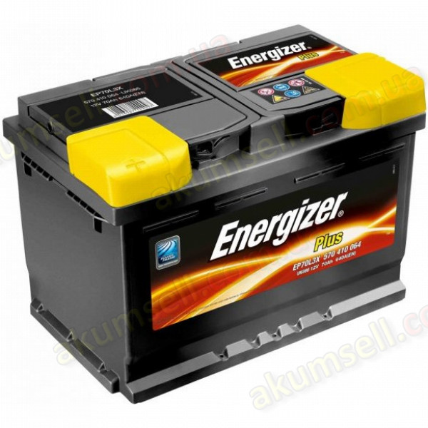 Energizer Plus 83Ah R+ 720A (низкий)
