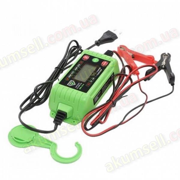 зарядное устройство ARMER 4.2A 6/12V (10 ступеней зарядки)