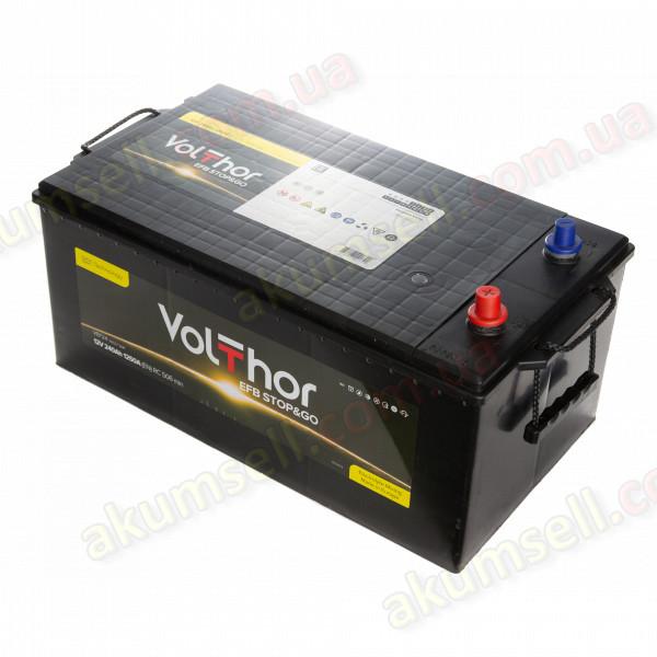 TAB Volthor START-STOP 240Ah R+ 1250A EFB