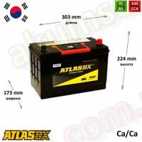 AtlasBX 95Ah L+ 830A (Asia)