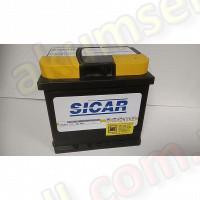SICAR 50Ah R+ 480A