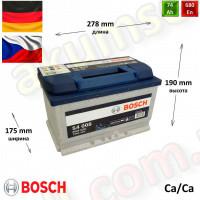 BOSCH S4 (008) 74Ah R+ 680A