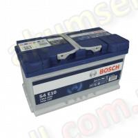 BOSCH START-STOP S4 (E10) 75Ah R+ 730A (низкий) EFB