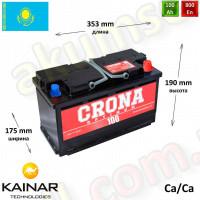 CRONA 100Ah R+ 800A