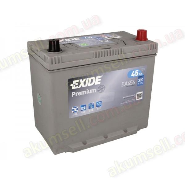 EXIDE Premium 45Ah R+ 390A (ASIA Honda)