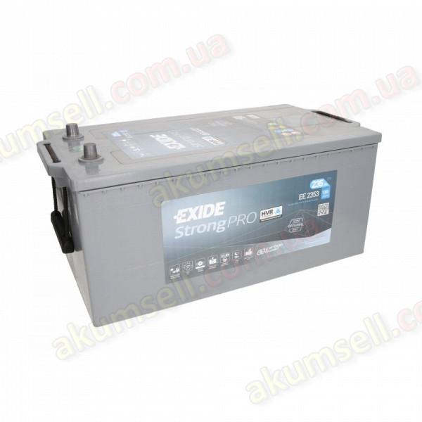 EXIDE Srong PRO 235Ah L+ 1200A HVR