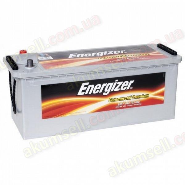 ENERGIZER COMMERCIAL Premium 140Ah L+ 800A