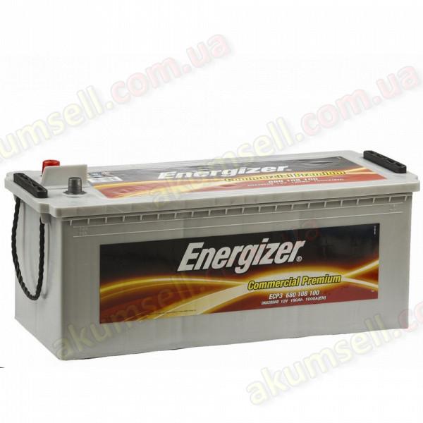 ENERGiZER COMMERCIAL Premium 180Ah L+ 1000A