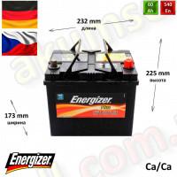 ENERGIZER Plus 60Ah R+ 510A (ASIA)