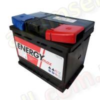 ENERGYMAX 60Ah R+ 510A