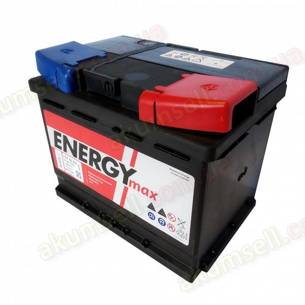 ENERGYMAX 60Ah L+ 510A