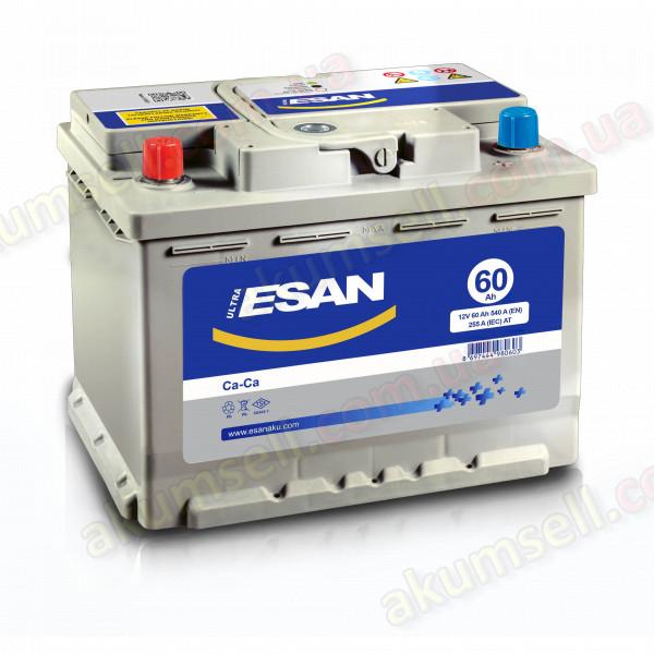 ESAN 60Ah L+ 540A
