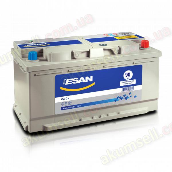 ESAN 90Ah R+ 800A (низкий)
