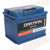 OBERON Prestige 60Ah R+ 600A (ISTA)
