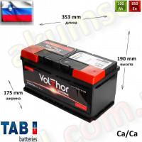 TAB Volthor SUPREME 100Ah R+ 920A