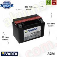 VARTA 8Ah L+135A (AGM)