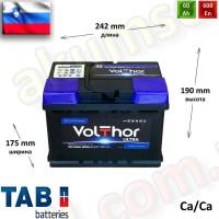 TAB Volthor ULTRA 60Ah R+ 600A