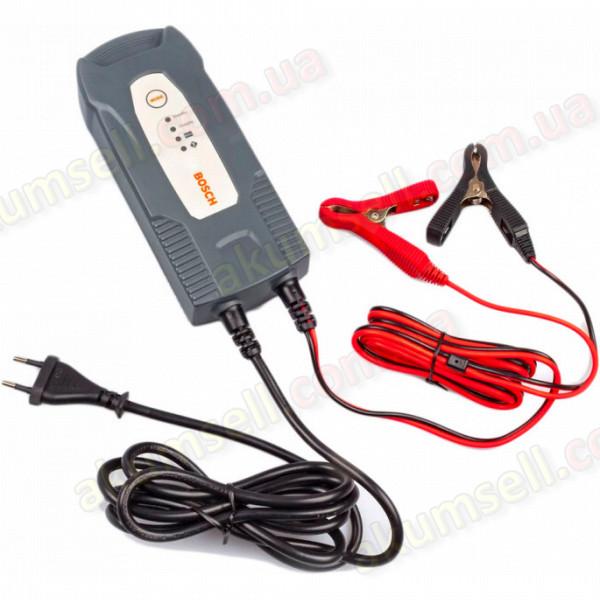 зарядное устройство BOSCH C3 - 3.8A 6/12V