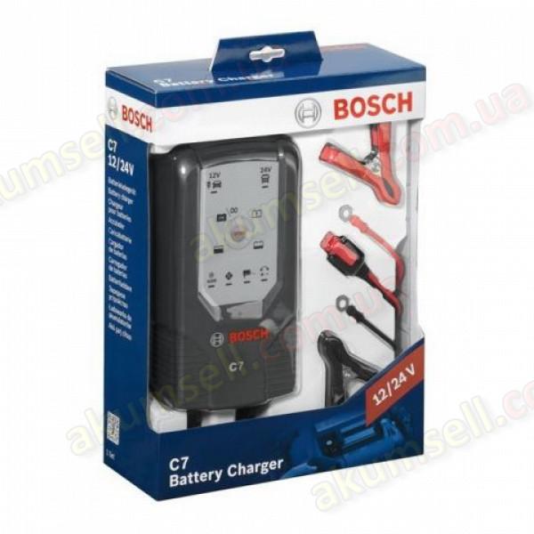 зарядное устройство BOSCH C7 - 7A 12/24V