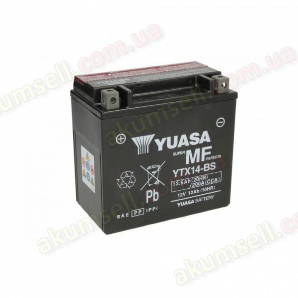 YUASA 12Ah L+ 210A (AGM)